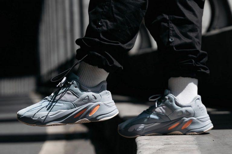 adidas YEEZY BOOST 700 Inertia - Mood 1