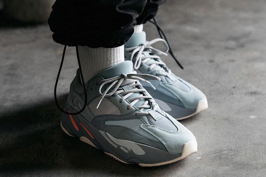 adidas YEEZY BOOST 700 Inertia - Mood 3