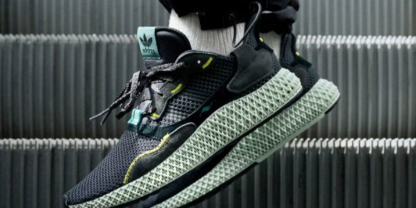 A New adidas ZX 4000 4D Colorway Releases in May