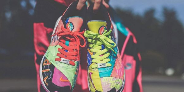 A Closer Look at the atmos x Nike Air Max2 Light Collection