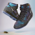 Black Sheep x Nike SB Dunk High QS Black Hornet 1