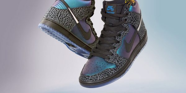 Black Sheep Releases a Special Dunk for NBA All-Star Weekend
