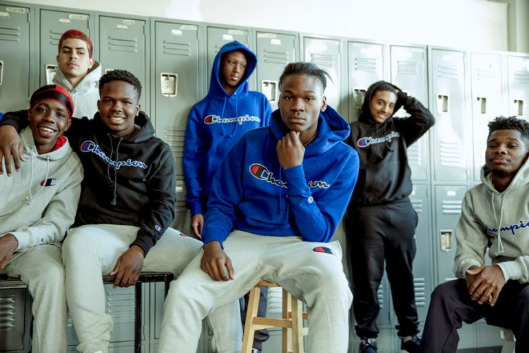 Champion Athleticwear - 100 Years for the Team (Urban Dove 1)