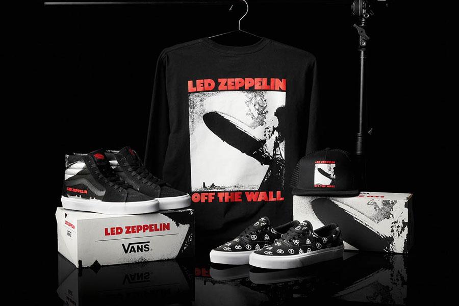 Led Zeppelin x VANS Collection - Mood 1
