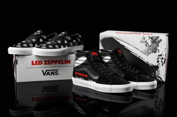 Led Zeppelin x VANS Collection - Mood 2