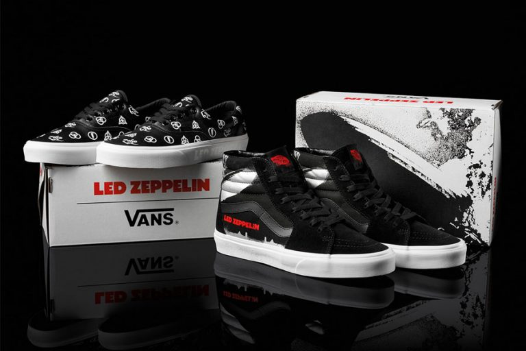 Led Zeppelin x VANS Collection - Mood 2