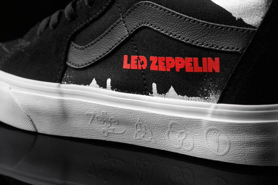 Led Zeppelin x VANS Sk8-Hi - Mood 2