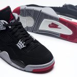 Nike Air Jordan 4 Bred 2019 Retro (308497-060) - Mood 1