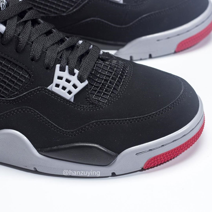 Nike Air Jordan 4 Bred 2019 Retro (308497-060) - Mood 4