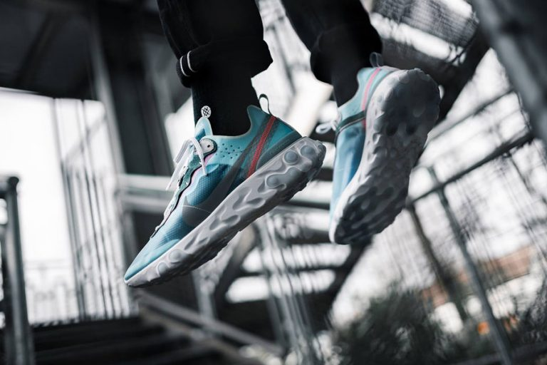 Nike React Element 87 Royal Tint (AQ1090-400) - Mood 1