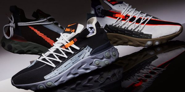 Nike Presents the React WR ISPA