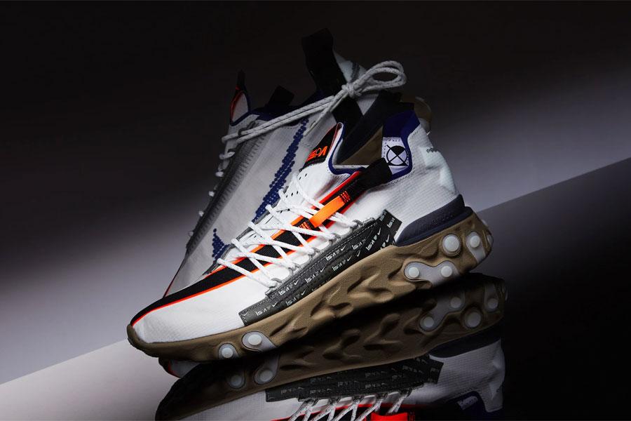 Nike React WR ISPA Summit White Royal Blue (AR8555-100) - Mood 1