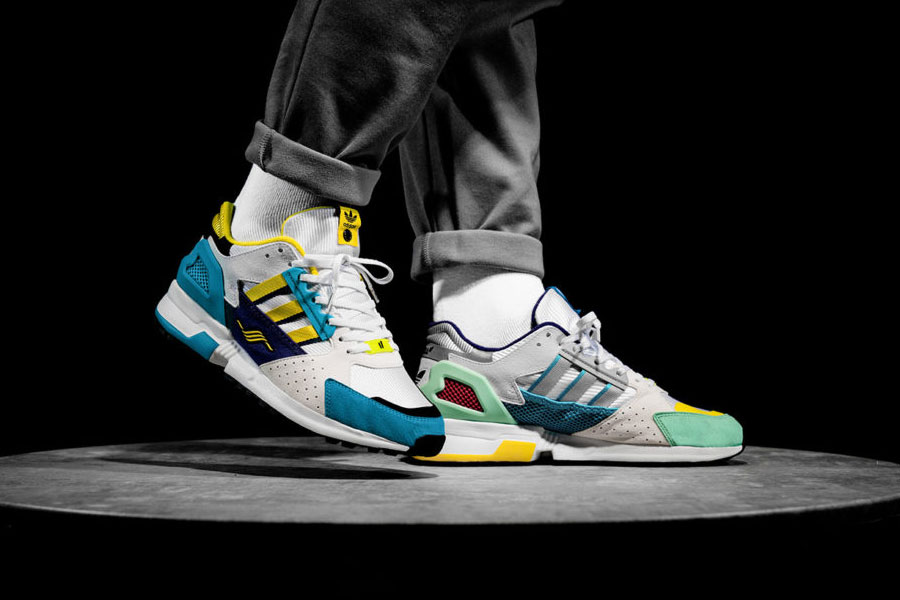 Overkill x adidas Consortium ZX 10000 C I CAN IF I WANT - Mood 4
