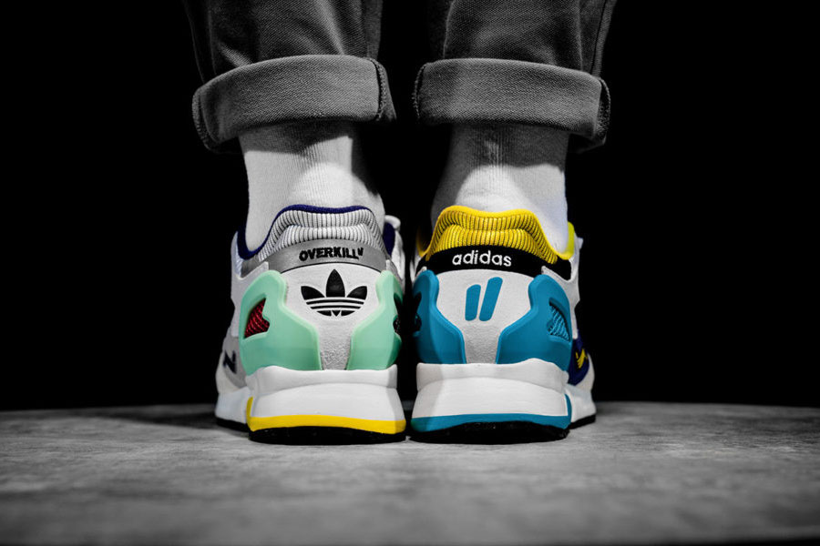 Overkill x adidas Consortium ZX 10000 C I CAN IF I WANT - Mood 6