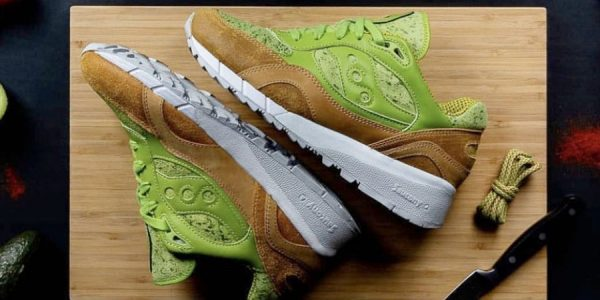 "Saucony Serves up the Shadow 6000 ""Avocado Toast"""