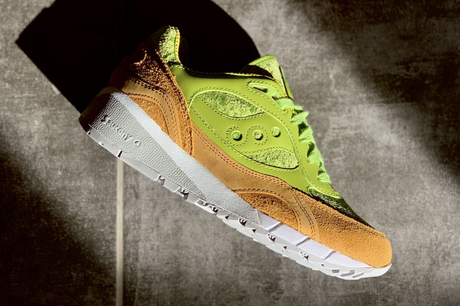 Saucony Shadow 6000 Avocado Toast - Mood 2