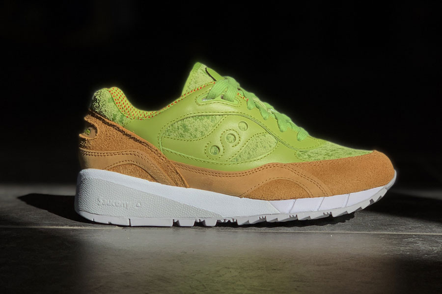 Saucony Shadow 6000 Avocado Toast - Mood 3