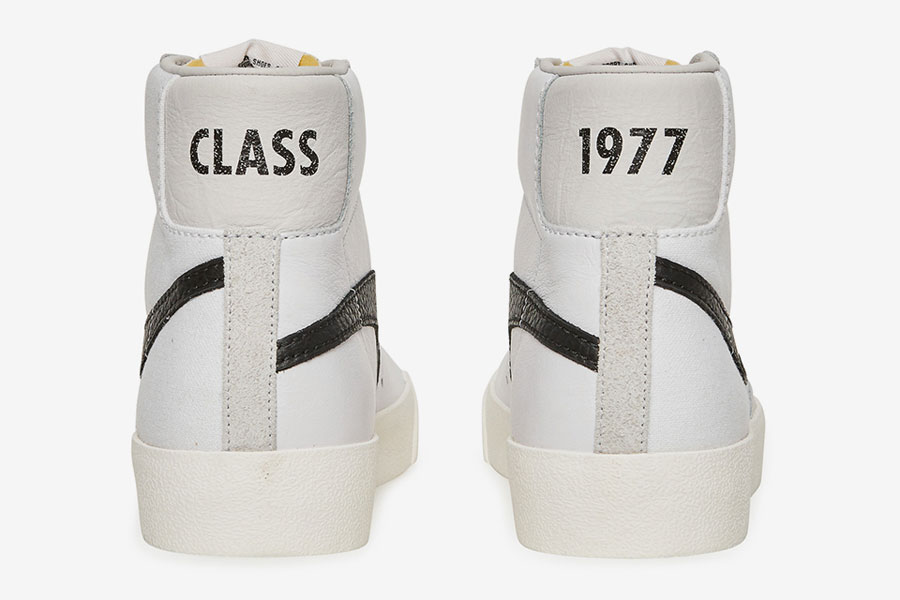 Slam Jam x Nike Blazer Mid Class 1977 - Back