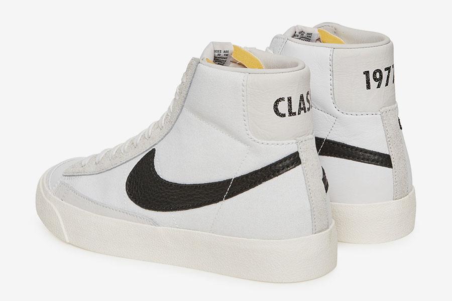 Slam Jam x Nike Blazer Mid Class 1977 - Heel