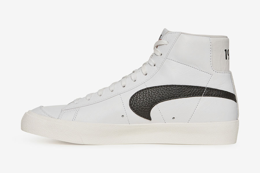 Slam Jam x Nike Blazer Mid Class 1977 - Left