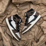 Travis Scott x Nike Air Jordan 1 Retro High OG (CD4487-100) - Mood 1