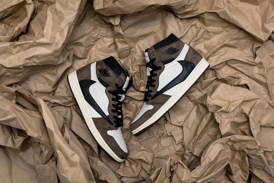 Travis Scott x Nike Air Jordan 1 Retro High OG (CD4487-100) - Mood 1