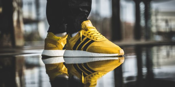"The adidas I-5923 Releases in ""Tribe Yellow"""