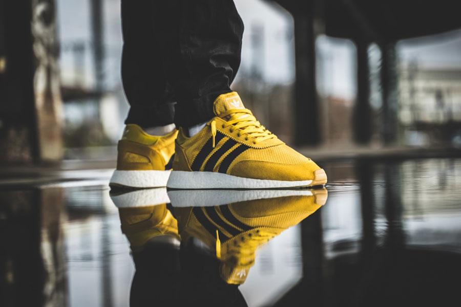 adidas I-5923 Tribe Yellow (BD7612) - Mood 1