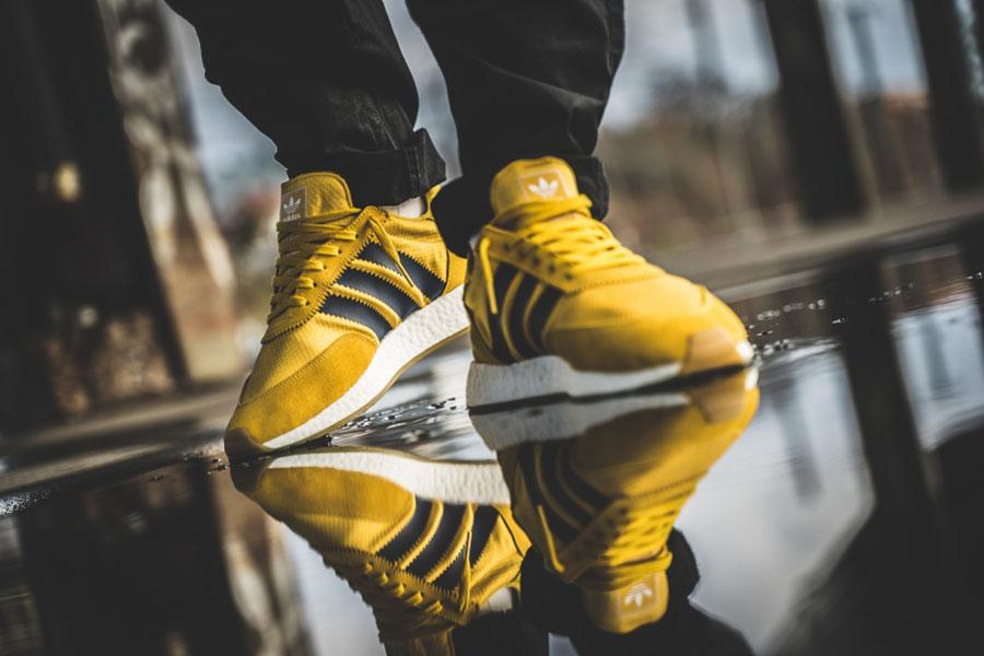 adidas I-5923 Tribe Yellow (BD7612) - Mood 2