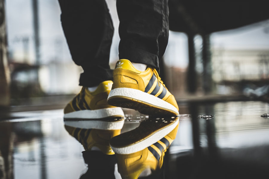 adidas I-5923 Tribe Yellow (BD7612) - Mood 3