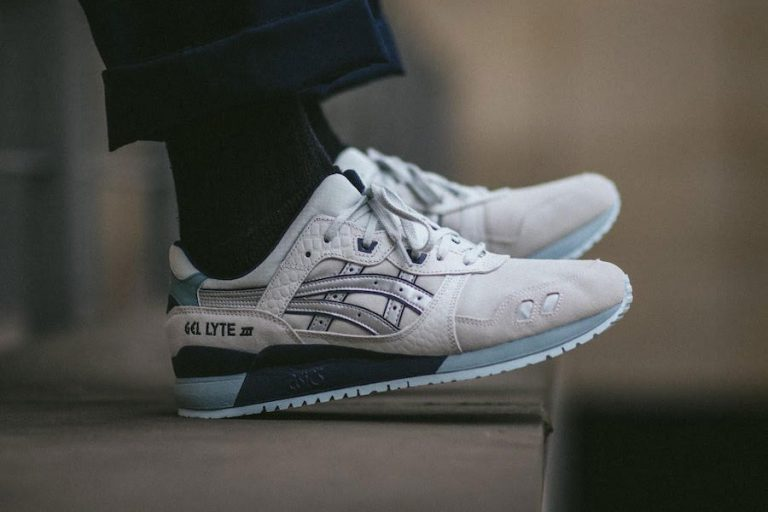 ASICS GEL-LYTE III Glacier Grey (1191A201-020) - Mood