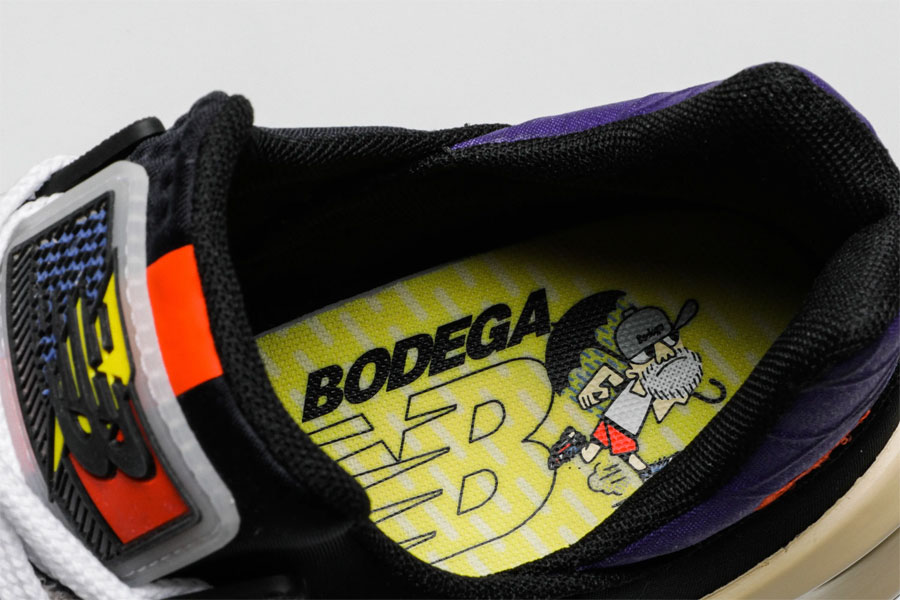 Bodega x New Balance 997S No Days Off - Insoles