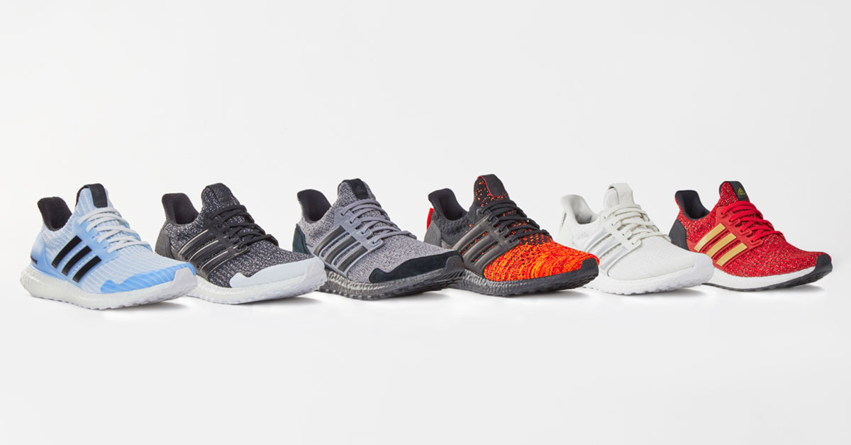 Game of Thrones x adidas UltraBOOST Collection | Sneakers