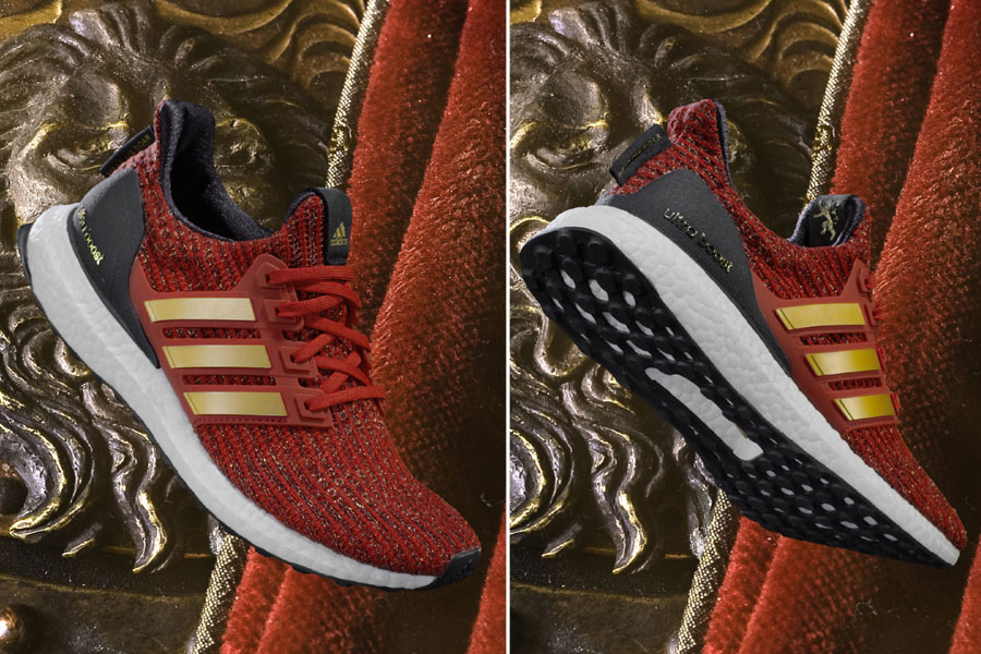 Game of Thrones x adidas UltraBOOST Collection - Lannister (EE3710)