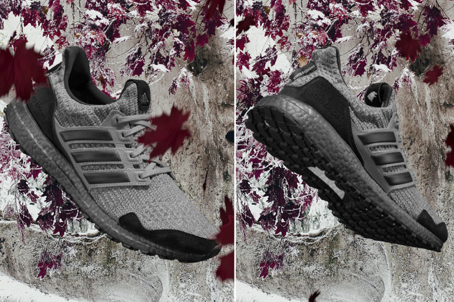 Game of Thrones x adidas UltraBOOST Collection - Stark (EE3706)