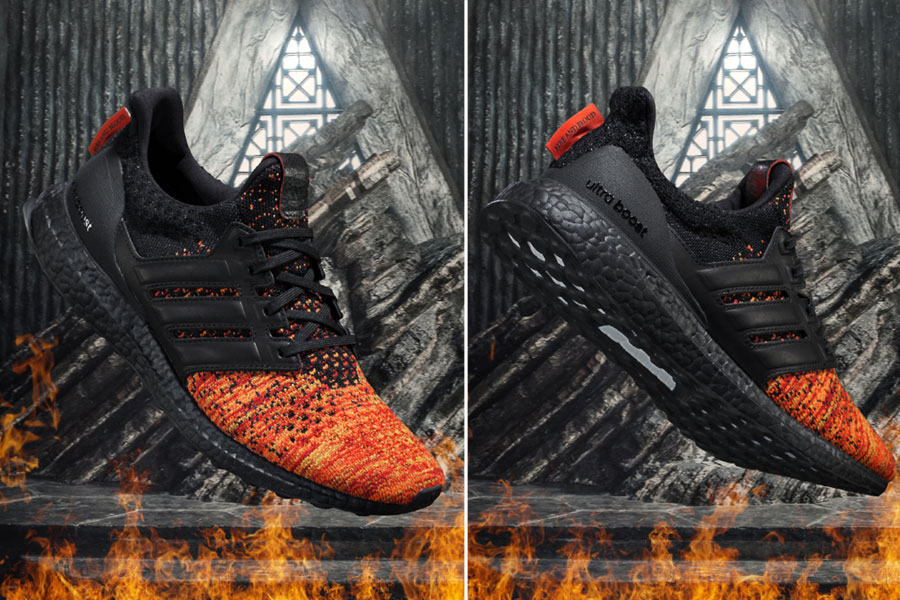 Game of Thrones x adidas UltraBOOST Collection - Targaryen M (EE3709)