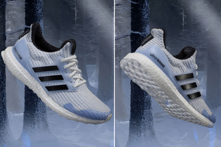 Game of Thrones x adidas UltraBOOST Collection - White Walkers (EE3708)