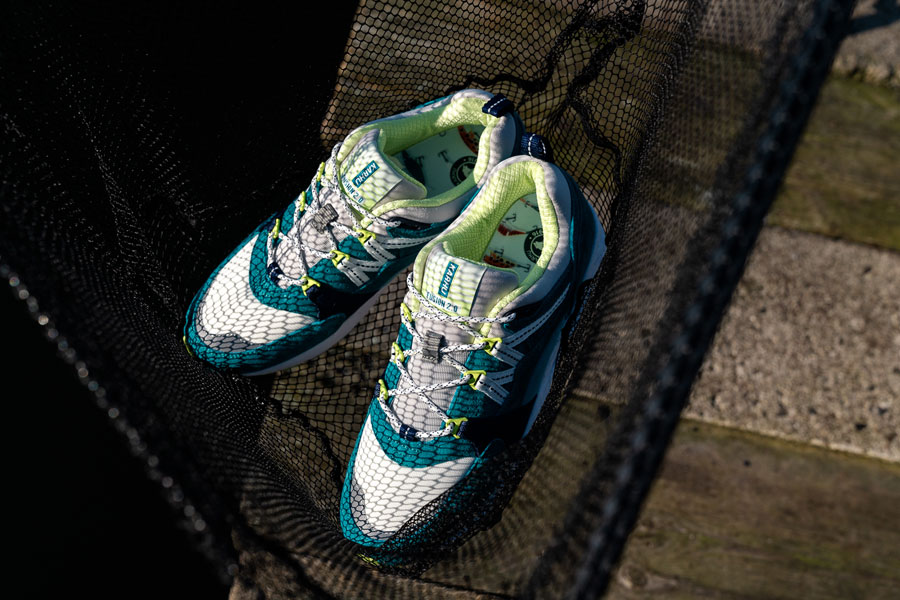 Karhu Catch of the Day Pack - Fusion 2.0 Ocean Depths Foggy Dew (Mood 1)