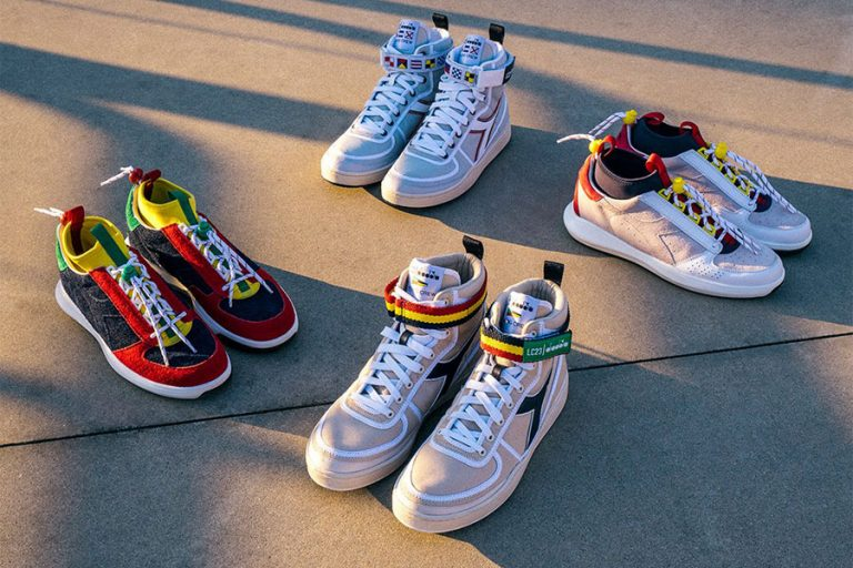 LC23 x Diadora Sailing Collection