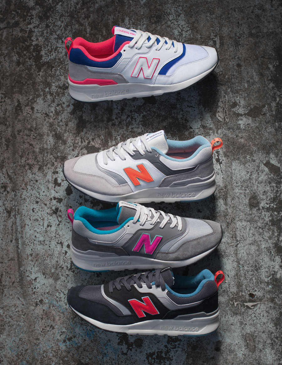 New Balance 997H - Spring 2019 (Colorways)