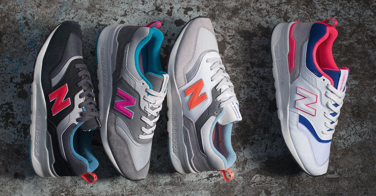 New Balance 997H – A Modernized Classic