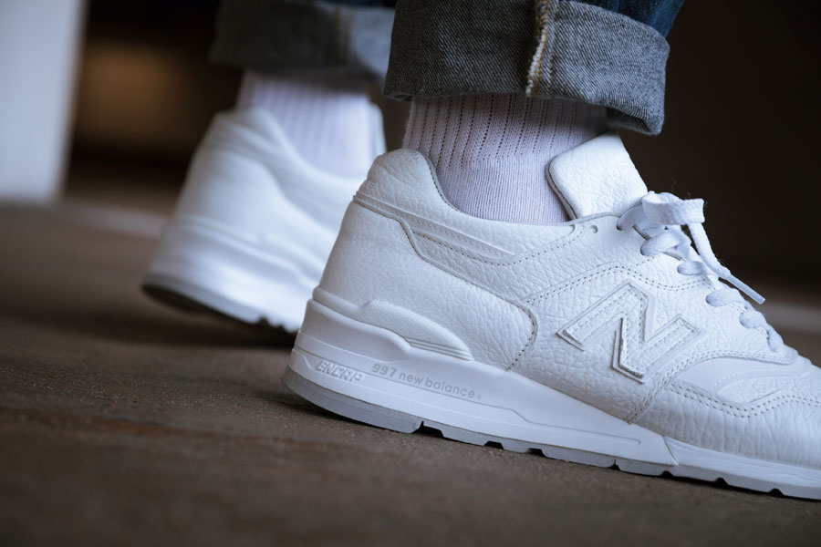 New Balance MADE 997 Bison Pack 2