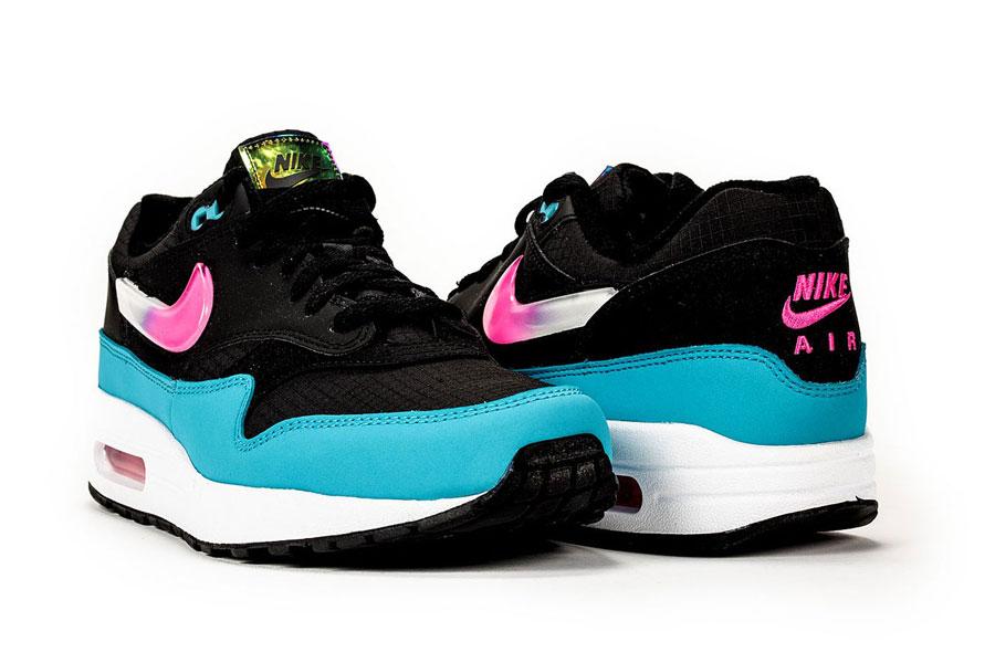 Nike Air Max 1 Laser Fuchsia Blue Fury (CI2450-001)