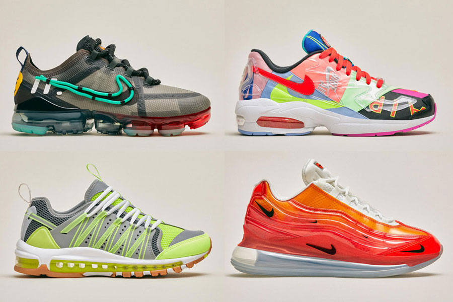 Nike Air Max 2019 Collaborations – Release Info | Sneakers ...
