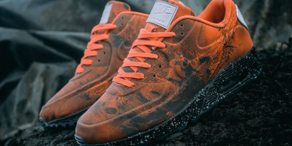 "Nike Launches the Air Max 90 ""Mars Landing"""