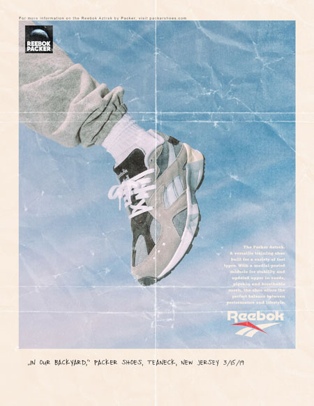Packer x Reebok Aztrek - Mood 3