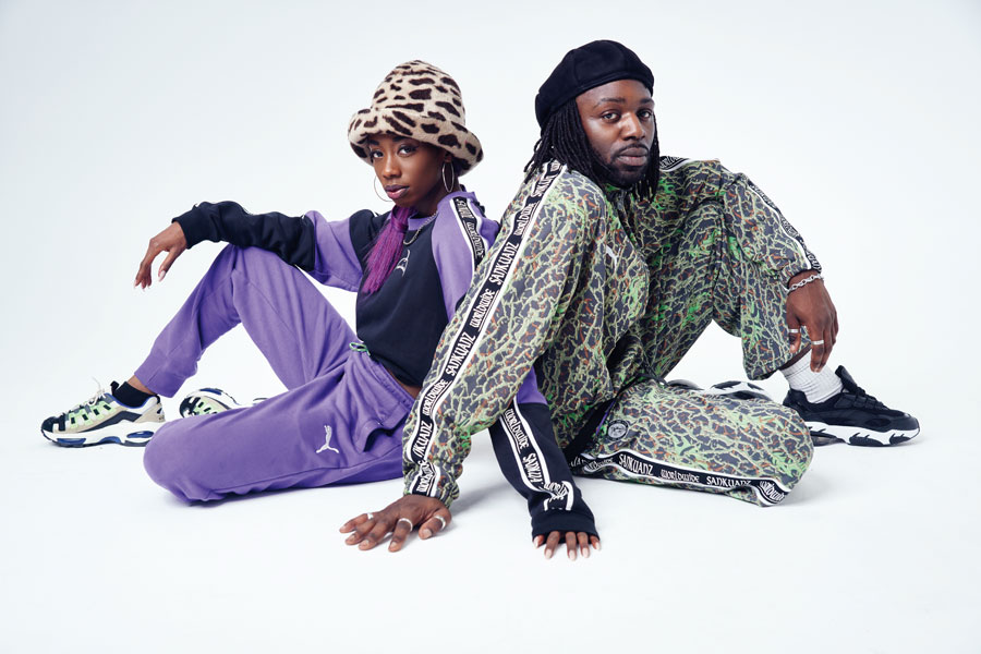 Ace Tee and Aaron Night on Their African Roots, the 90s and Generation Hustle