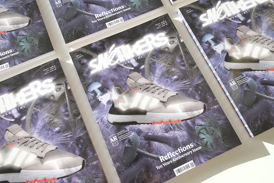 Sneakers Mag March 2019 (Issue 41) - Covers