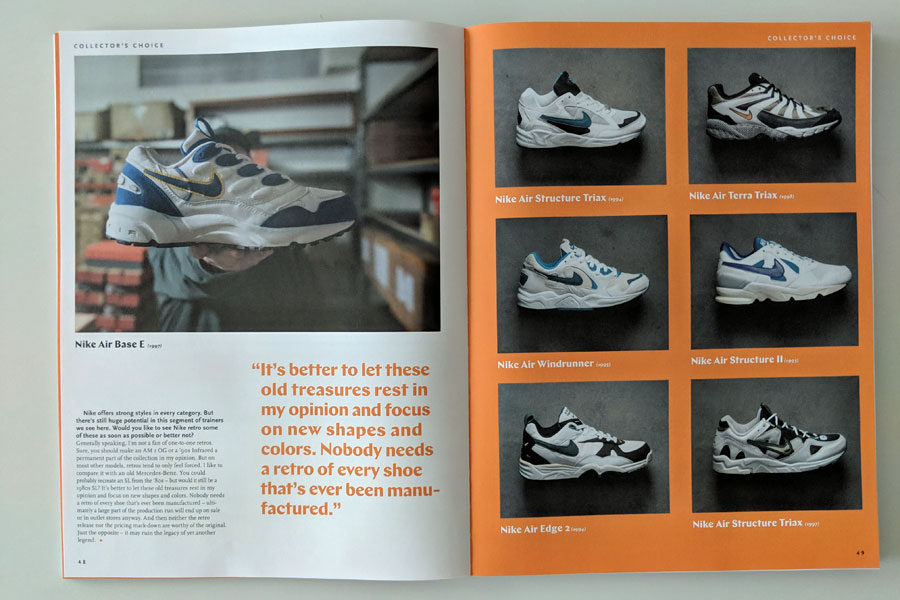 Sneakers Mag March 2019 (Issue 41) - Iceberg