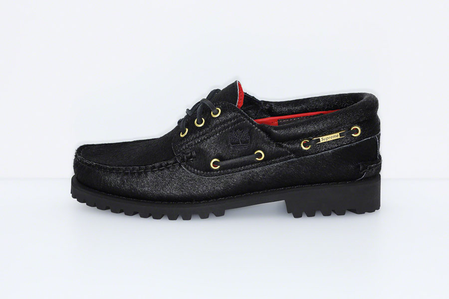 Details about NEW SUPREME x TIMBERLAND 3 EYE CLASSIC BOAT